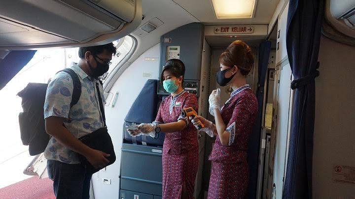 Lion Air Kembali Buka Penerbangan Domestik