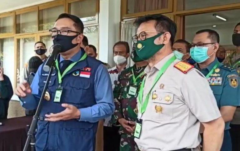 Dinilai Tangguh, Ridwan Kamil Apresiasi Sektor Pertanian