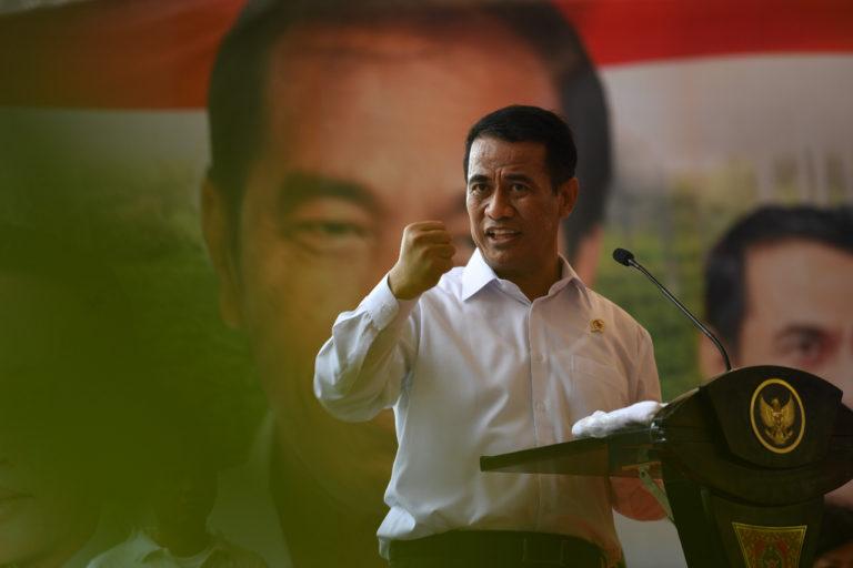 Andi Amran Sulaiman Masuk dalam Survei Tokoh Alternatif dari Indonesia Timur