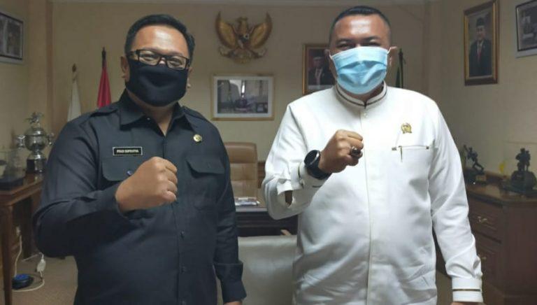 Kota Depok dan Kabupaten Bogor Bersinergi Lawan Covid-19