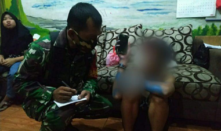 Nyaris Diamuk Warga, Penjambret di Depok Diamankan Personel TNI