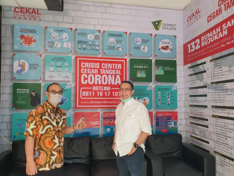 Donasi Lewat Digital Naik 122 Persen, Stafsus Wapres Apresiasi Filantropi