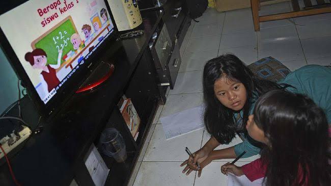 Home Visit Jadi Variasi Aktivitas Belajar dari Rumah di Masa PSBB