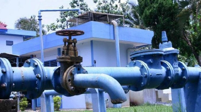 PAM Jaya Akui Cakupan Air Bersih Ibukota Masih Tergantung dari Luar