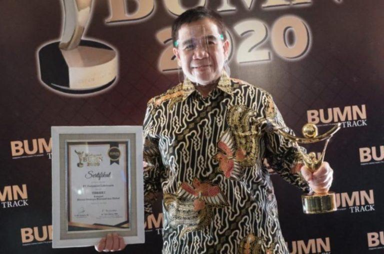 Raih penghargaan BUMN Awards 2020, Pertamina Lubricants Akan Perkuat Posisi
