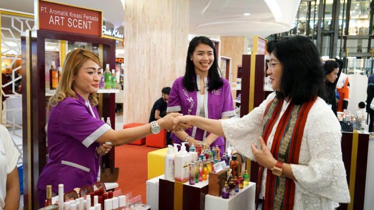 Kemenperin Fasilitasi Sertifikat CPKB Produk IKM Kosmetik untuk Genjot Daya Saing
