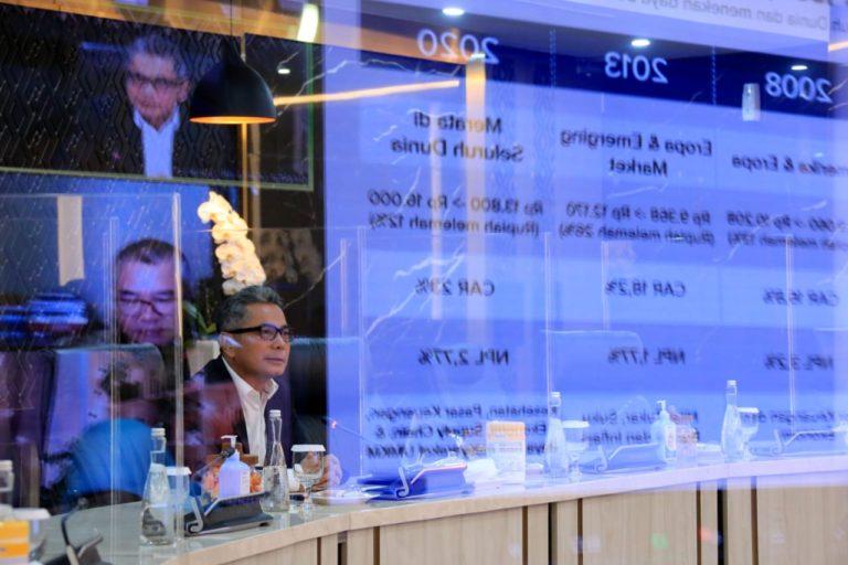 BRI Dukung Akselerasi Pemulihan Ekonomi Melalui Kebangkitan UMKM