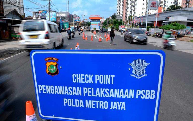 Stop Keluarkan SIKM, Keluar Masuk Jakarta Kini Cukup Isi CLM