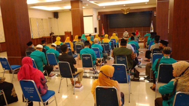 Ratusan Guru Ngaji di Depok Terima Dana Insentif Covid-19