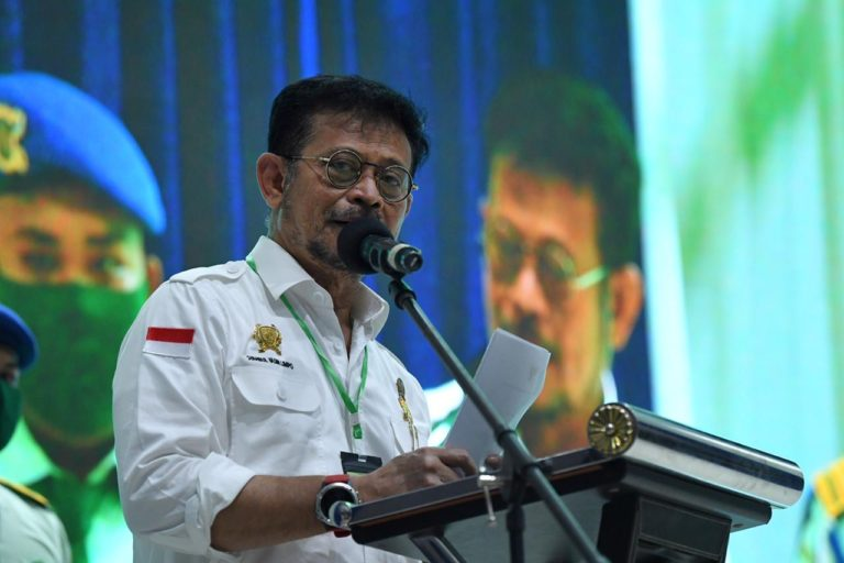 Mentan Ajak Perguruan Tinggi Bersama Bangun SDM Pertanian Indonesia