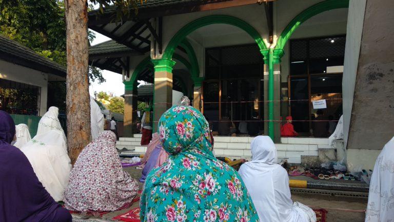 Masjid Fathullah UIN Jakarta Tetap Gelar Shalat Idul Adha