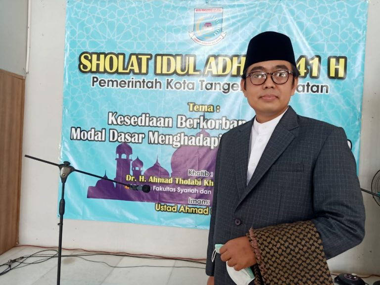 Dekan FSH UIN Jakarta: Ibadah Kurban Modal Dasar Hadapi Pandemi Covid-19