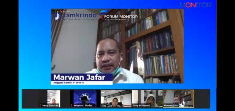 Marwan Jafar Minta Rapid Test, Swab dan Vaksin Covid-19 Diberikan Gratis