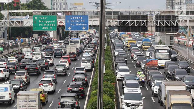 Pemprov DKI Didesak Bentuk BUMD untuk Kelola Tol Dalam Kota