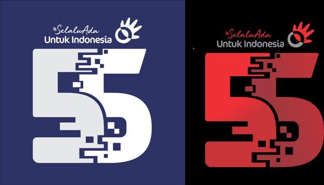 55 Tahun Telkom Selalu Ada untuk Indonesia
