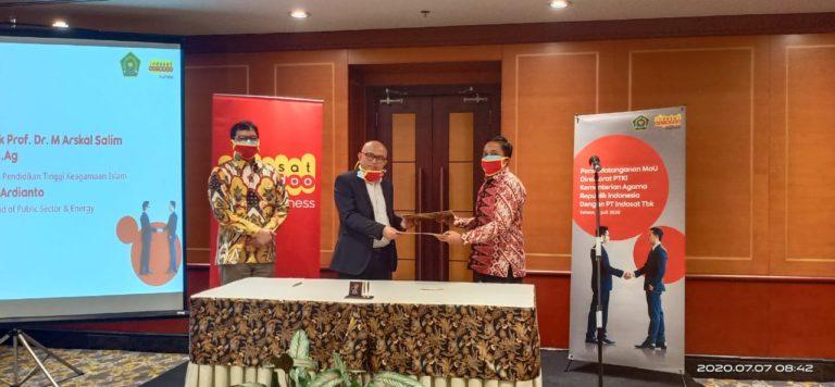 Diktis-Indosat Ooredoo Sinergi Perkuat Ekosistem Pendidikan Daring di Indonesia