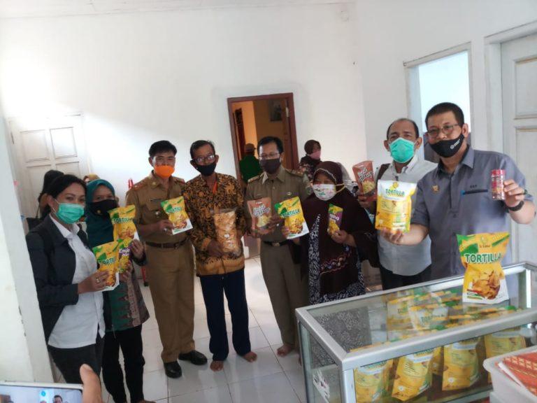 Geliat Tortila dan Emping Jagung dari Lampung