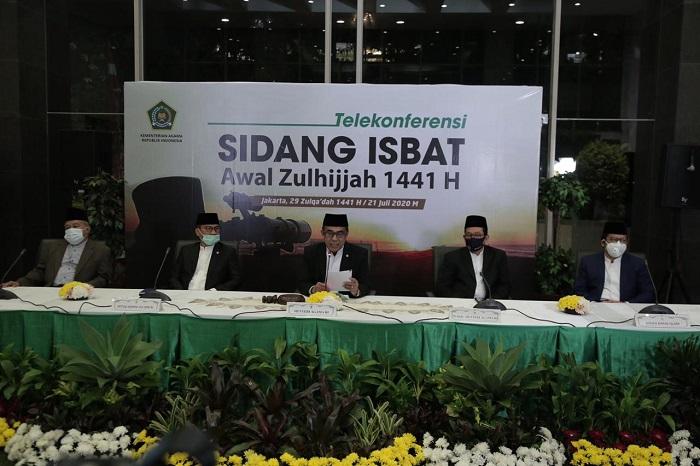 Tok! Pemerintah Tetapkan Idul Adha 1441H Jatuh pada 31 Juli 2020