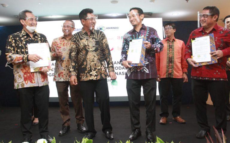 PT Jamkrindo Syariah Teken MoU Penjaminan Pembiayaan Program PEN