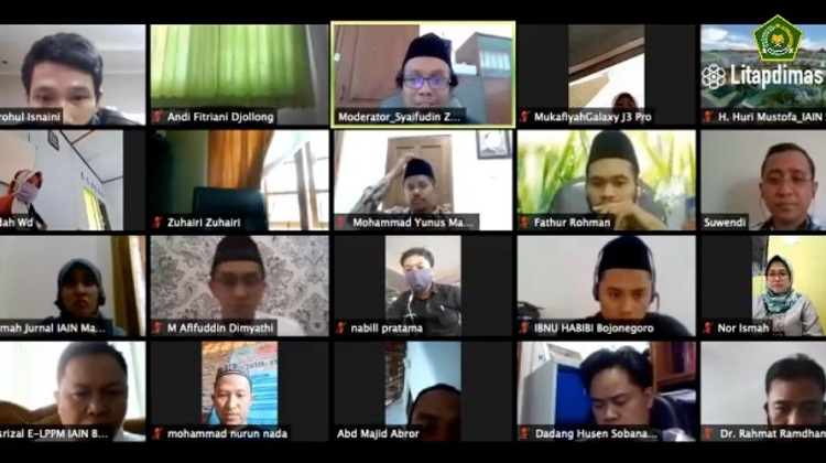 Tafaqquh Fiddin Harus Jadi 'Jantung' PTKI