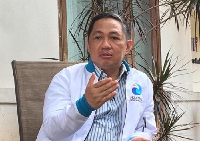 Ketum Gelora: Wafatnya Sekda DKI 'Alarm Nyaring' bagi Pemerintah