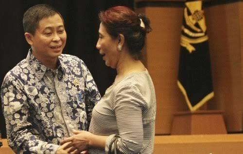 Publik berharap Susi, Arief Yahya hingga Jonan Kembali Masuk Kabinet