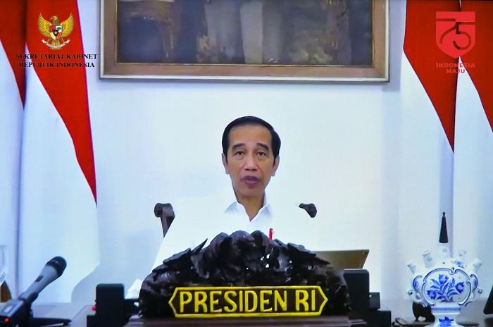 Jokowi Makin Optimis Mampu Kendalikan Kurva Corona