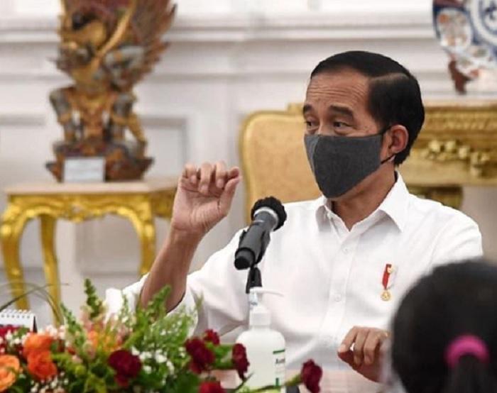 Jokowi Umumkan Indonesia jadi Tuan Rumah Piala Dunia FIFA U20