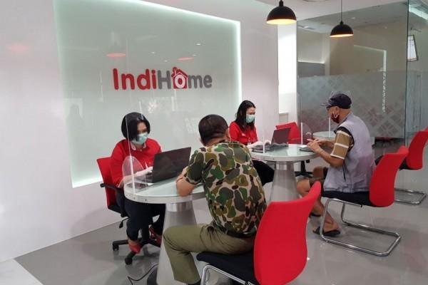 Telkom Andalkan IndiHome dan Digital Business Seluler Tumbuhkan Perseroan