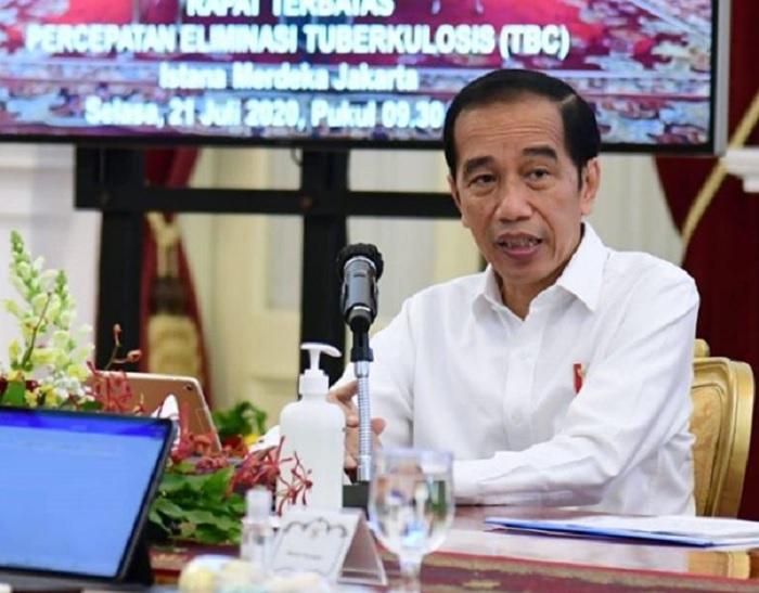 Selain Covid-19, Jokowi Minta Anak Buahnya Waspadai Penularan Tuberkulosis
