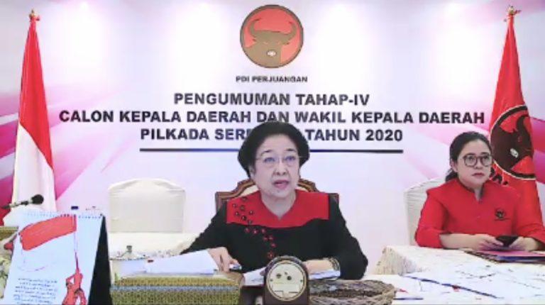 Ngomongin PKI, Megawati: Kalau Saya Di-bully, Lawan