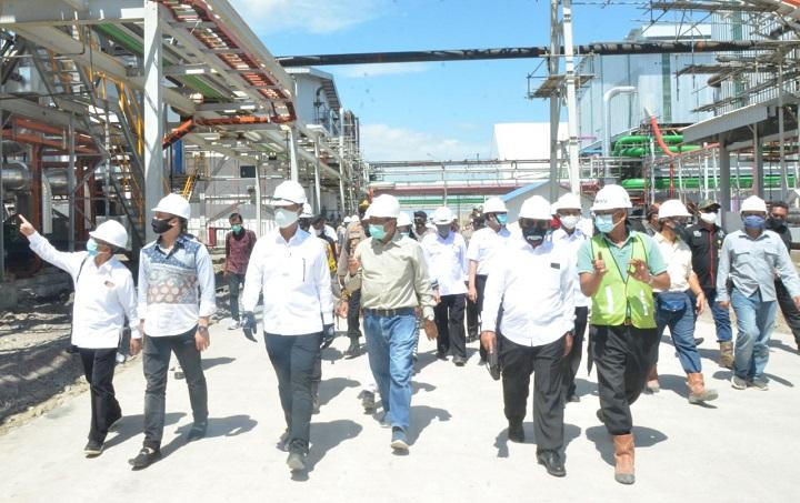 Kemenperin Dukung Pabrik Gula Terintegrasi Kebun Tebu
