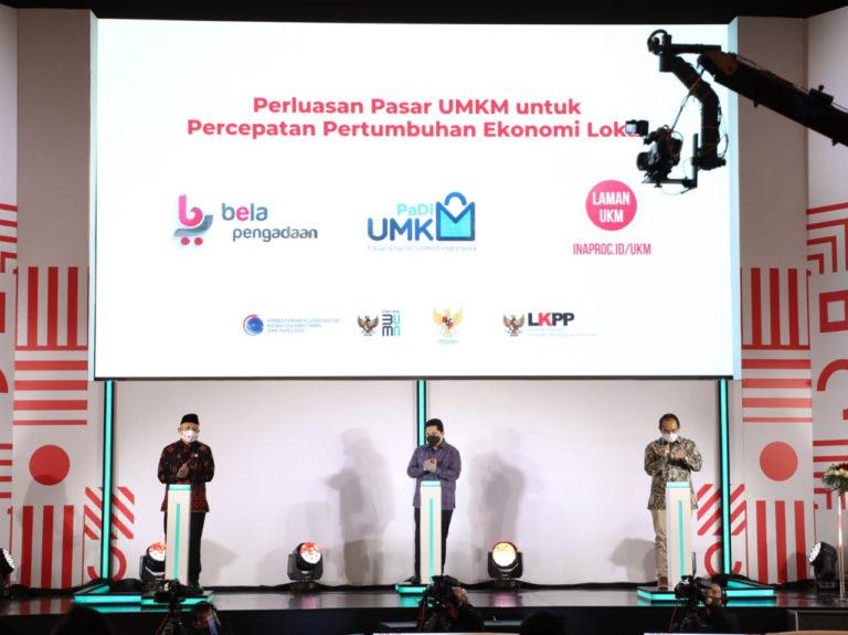 PaDi UMKM Perkuat Peran Pelaku Bisnis Lokal dalam Percepatan Ekonomi Nasional
