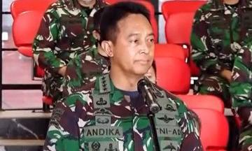 Penyerangan Mapolsek Ciracas, Andika Perkasa: TNI AD Memohon Maaf