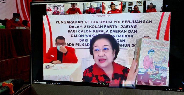 Megawati Tekankan Pentingnya Menanam 10 Tanaman Pendamping Beras