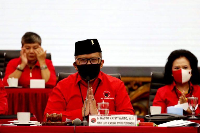 Dianggap Bukan Basis, Tiga Kader PDIP Menang di Pilkada Sulsel 2020