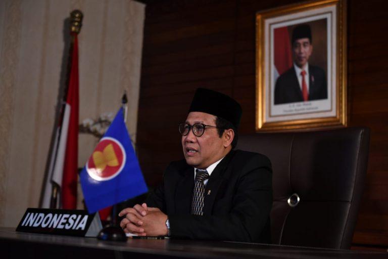 Para Menteri se-ASEAN Rapat Bahas Pemulihan Covid-19 secara Virtual