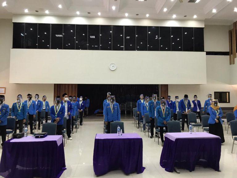 Gelar PKL, PMII Ciputat Latih Kader Susun Logical Framework dan Skill Decision Making