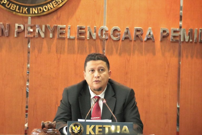 Gelar Konvensi Etika, Ketua DKPP Beraudiensi dengan MPR dan KY