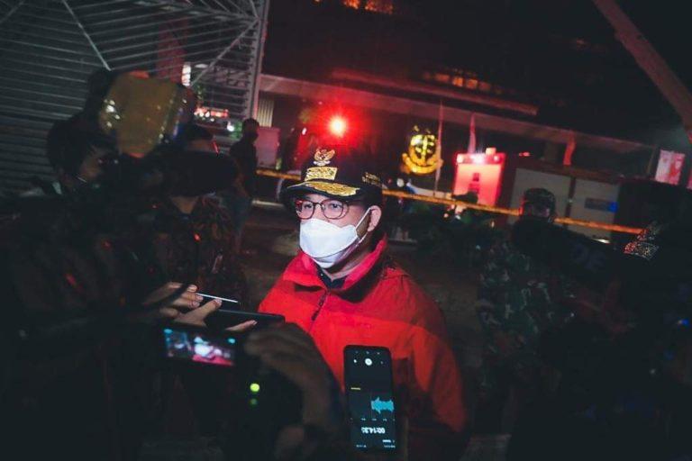Kantor Kejagung Kebakaran, Anis Baswedan Pastikan Tak Ada Korban Jiwa