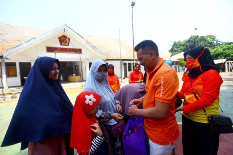 Batalyon 4 Marinir Jadikan Qurban Sebagai Momen Silaturahmi