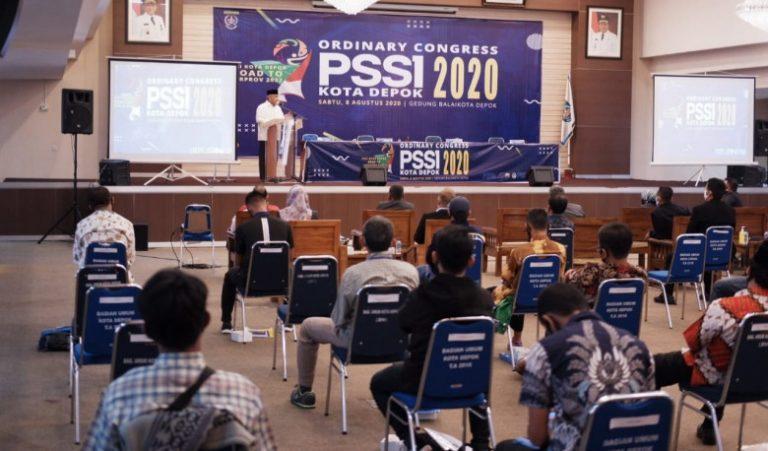 Walikota Dukung Penuh PSSI Tingkatkan Sepak Bola di Depok