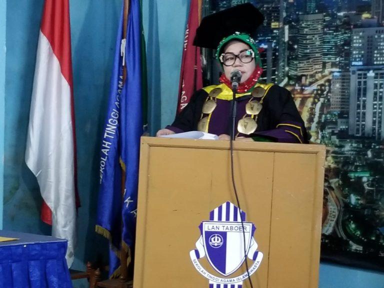 Profesor Adjeng Ratna Suminar Resmi Dikukuhkan Sebagai Guru Besar