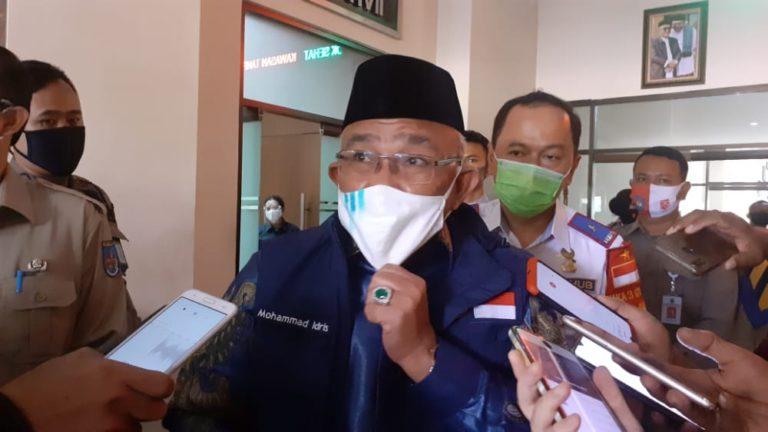 Calon Walikota Depok Mohammad Idris Positif Covid-19