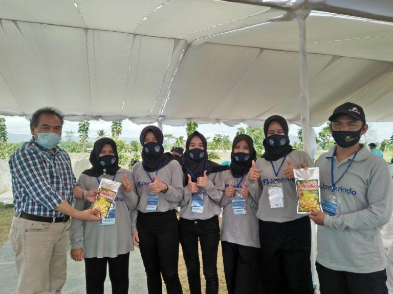UKM Mitra Binaan Jamkrindo Perluas Jaringan Pemasaran Secara Digital