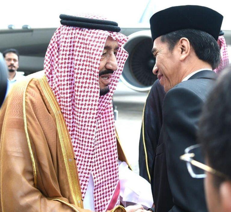 Telepon Raja Salman, Jokowi Apresiasi Penyelenggaraan Haji ditengah Pandemi