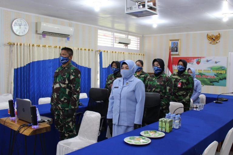 Wanita Angkatan Udara Harus Jadi Cerminan TNI Profesional Indonesia