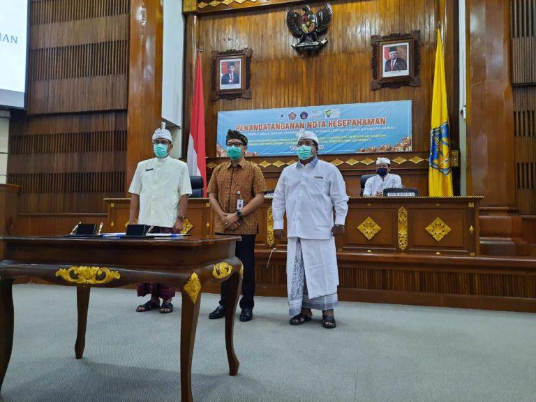 Pemerintah Percepat Pengembangan Sapi Bali dengan Metode Triple Helix