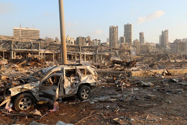 Fakta-fakta Ledakan Tragis di Kota Beirut Lebanon yang Gemparkan Dunia