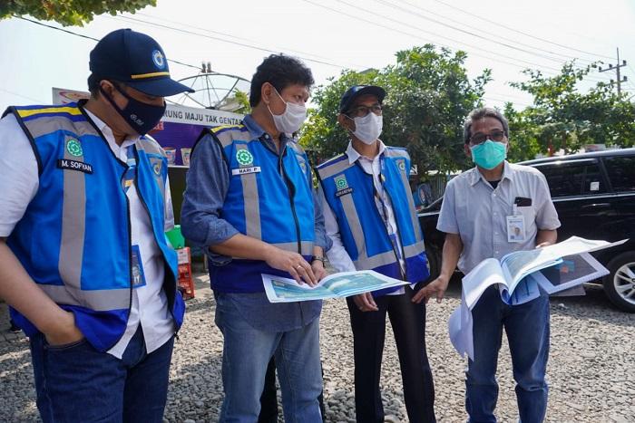 Pembebasan Lahan Jalan Tol Probolinggo-Banyuwangi Seksi 1 Capai 18,76%